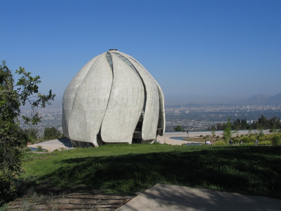 Bahai_Templo